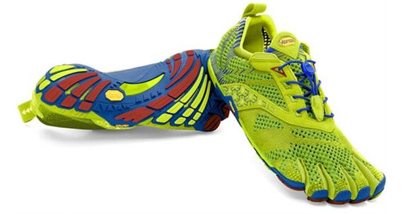 FiveFingers M's KMD EVO Yellow/Blue/Red